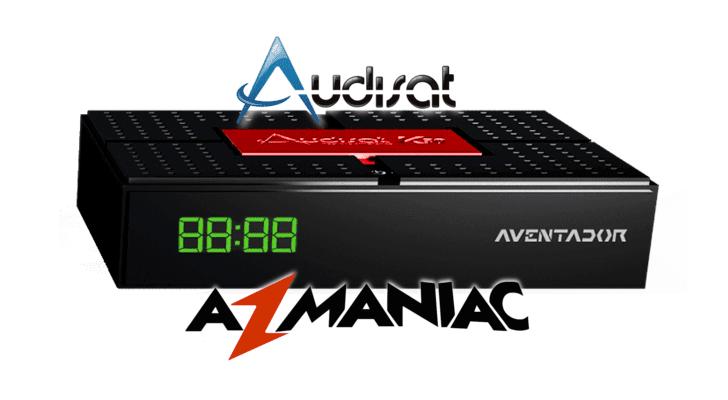 Audisat K30 Aventador