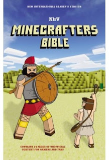 minecraft bible cover