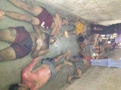 ATENÇÃO IMAGENS FORTES! Rebelião nos presídios pode chegar a 26 detentos mortos no Ceará.