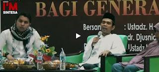 Cara Terhindar dari Ideologi Sesat Syiah oleh Ust. Abdul Somad, Lc, MA