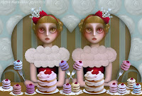 sweets!/松岡晶子digital art(ドロー,ペイント,写真)