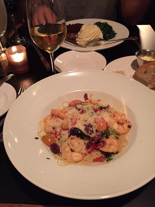 Backstreet Cafe Houston Restaurant Week Menu