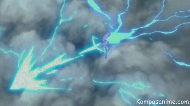 Jutsu rinnegan terkuat milik Sasuke