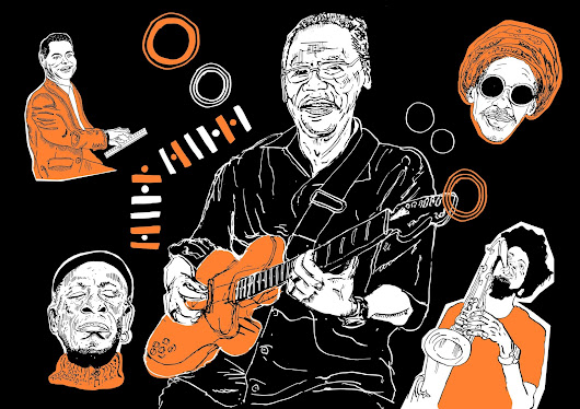 Ernest Ranglin and Friends, Barbican Centre, June 27th 2016