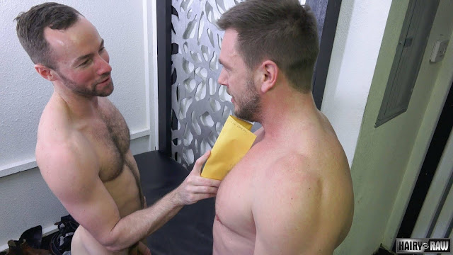 Hairy and Raw - Hans Berlin and Alex Hawk - Costly Lust