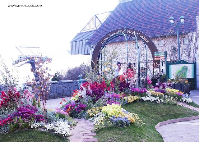 nunobiki herb garden restaurant