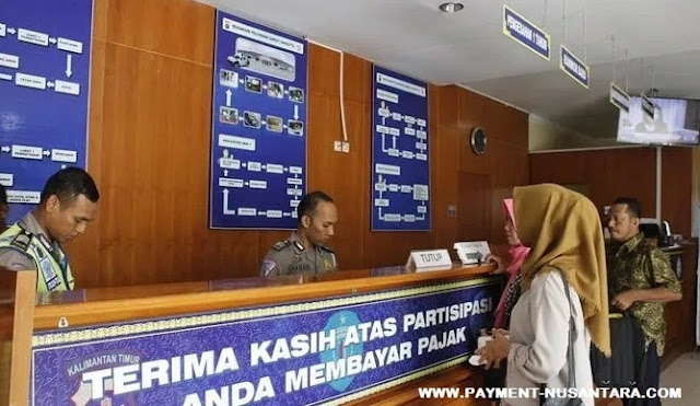 Cara Buka Loket Pembayaran Pajak Kendaraan Bermotor Kalimantan Timur (PKB KALTIM)