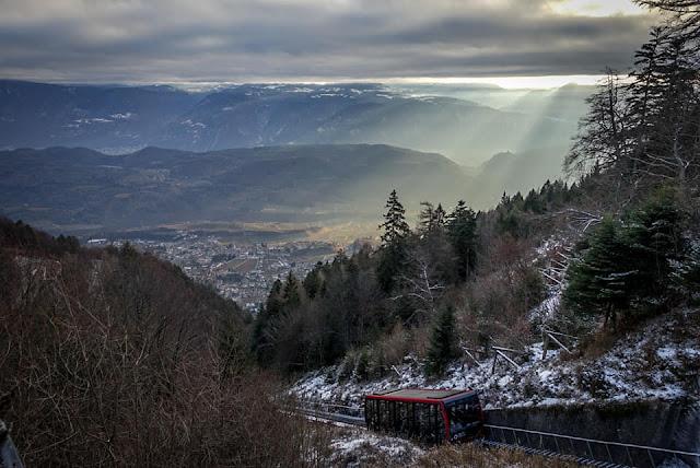 Mendelpass Bergbahn Bozen