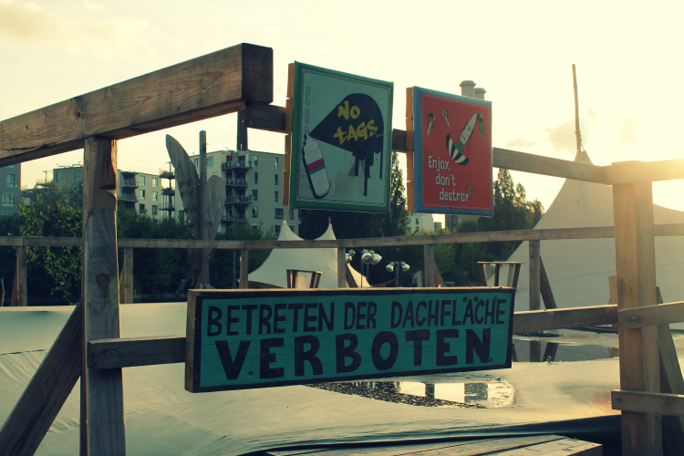 holzmarkt, Berlin