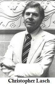 Κρίστοφερ Λας (1932 - 1994)