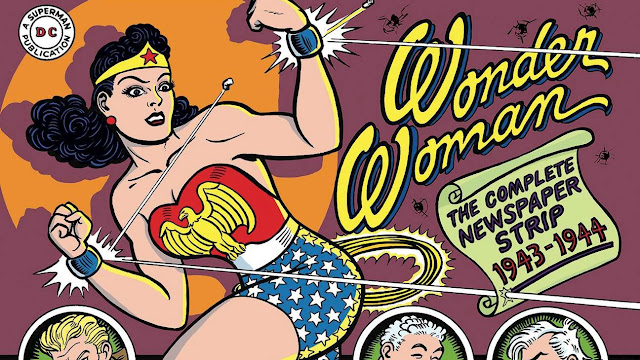 evolusi penampilan wonder woman 1940