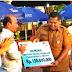 Andrinof Memberi Bantuan Dana CSR Untuk Pujasera