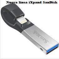 Pendrive SanDisk Collegabili PC-iPhone
