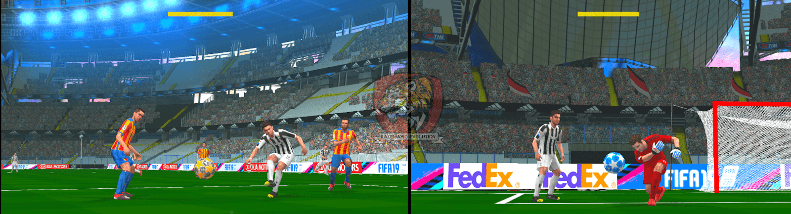 2f76978d9 Adidas Uefa Champions League 2018 19 Ballpack Pes 2014 Psp (Ppsspp ...