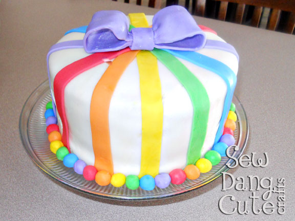 Super Cool Images Rainbow Cake