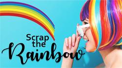 Scrap the Rainbow