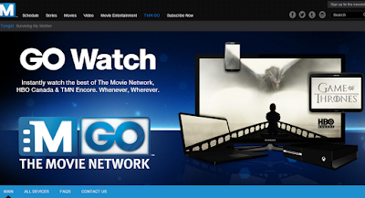 Regarder The Movie Network en dehors du Canada