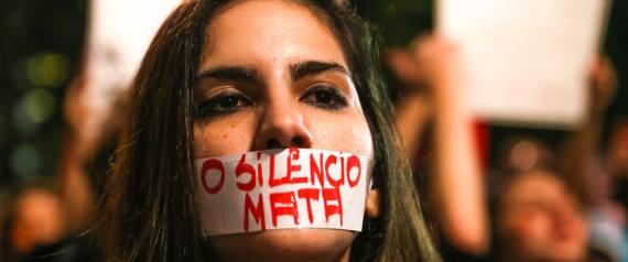 Mais de 70% das mulheres não denunciam agressão