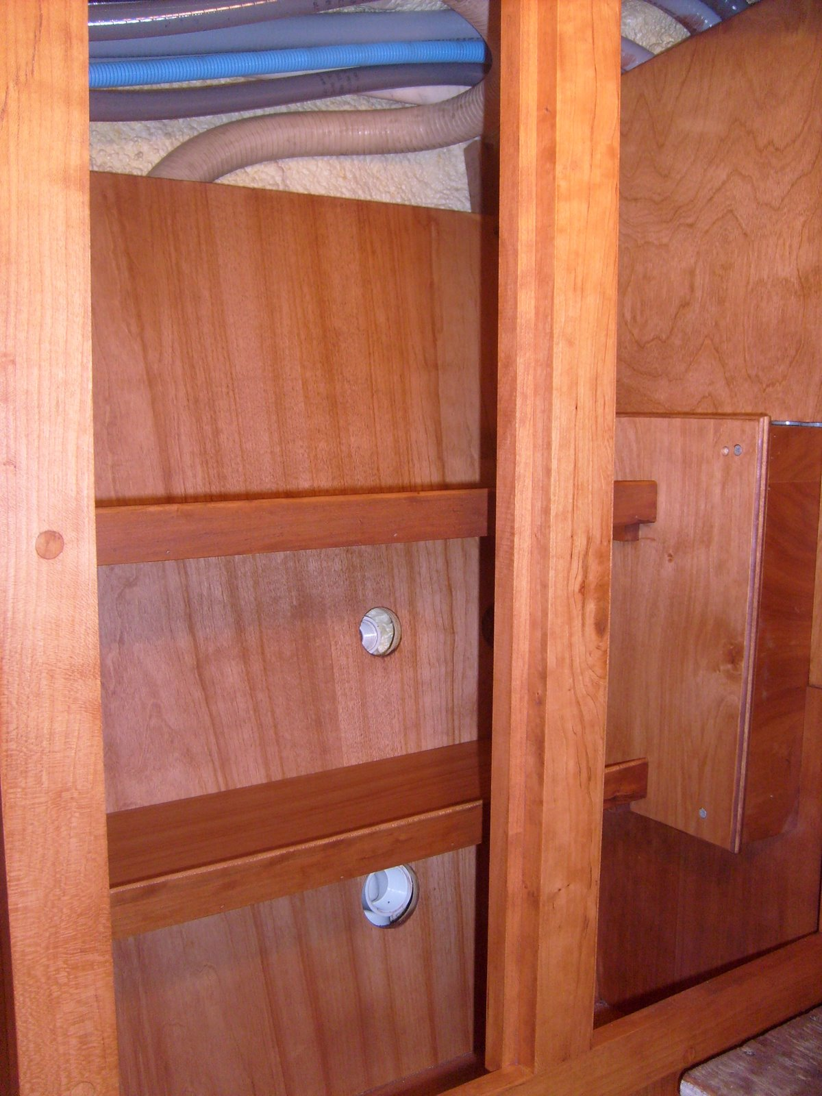 Kitchen Cabinet Doors Hull Conall 39s Boat Build September 2011