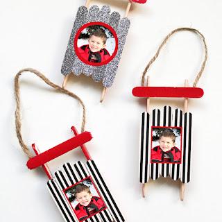 Handmade Christmas Ornament Ideas