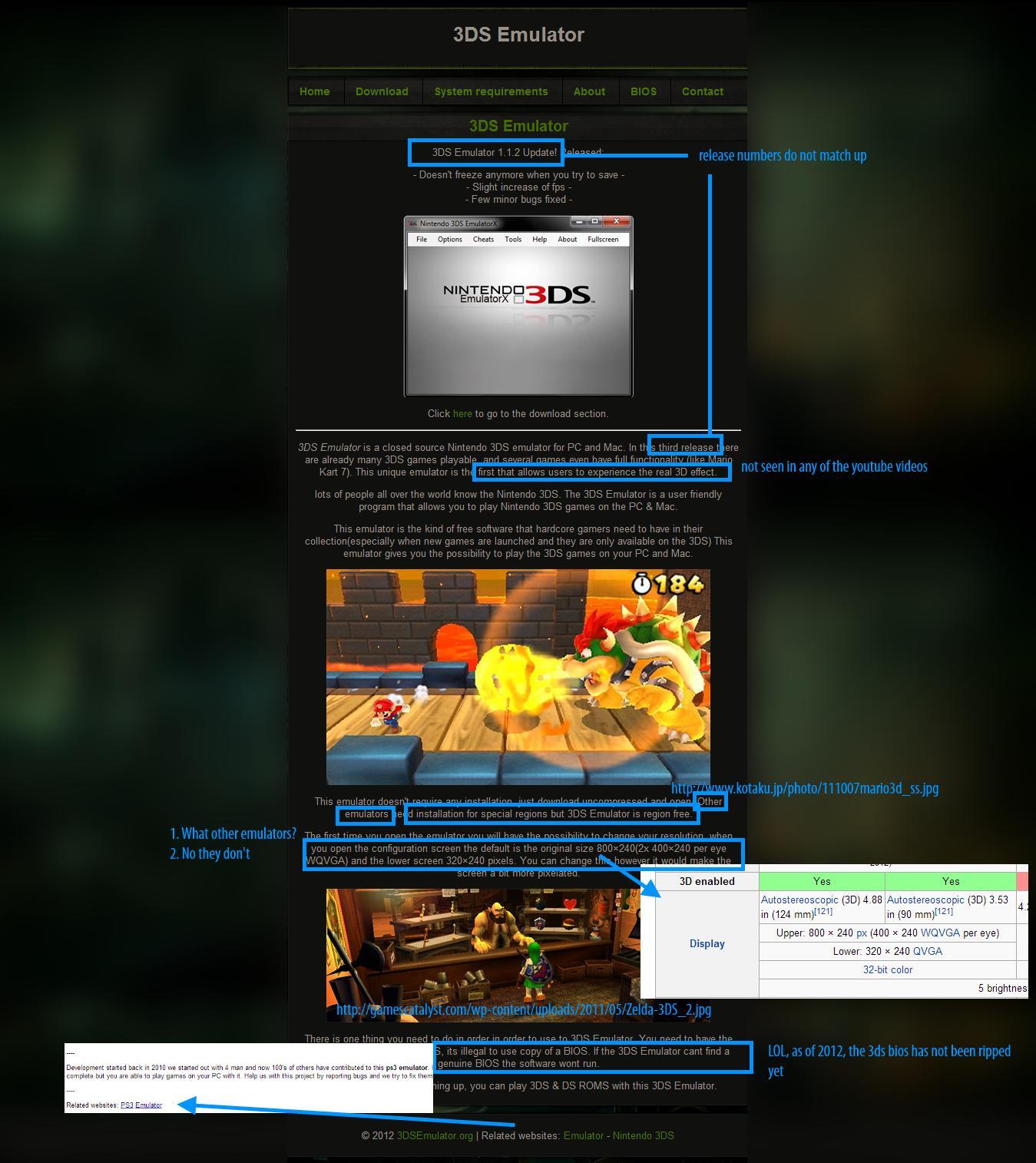 citra 3ds emulator скачать