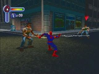 Spider Man 2 - Jogos de PS1