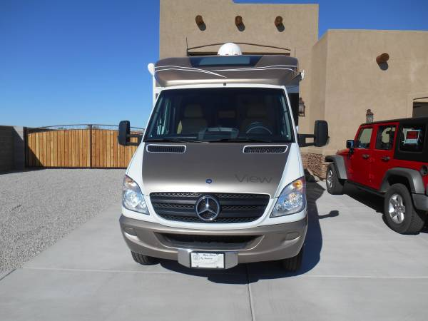 Used Rvs 2011 Winnebago View Profile Rv For Sale For Sale