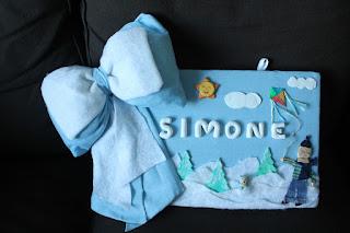 Benvenuto tra noi, Simone!