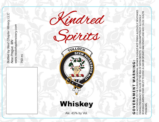 Kindred Spirits Whiskey
