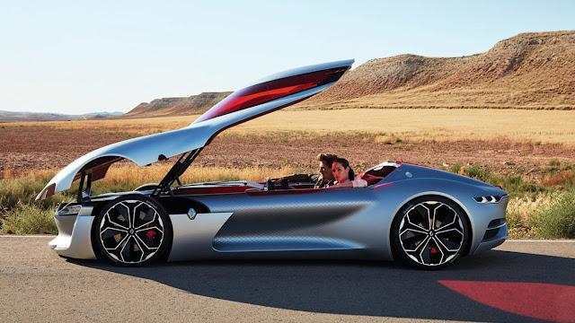 5 carros do futuro que já existem