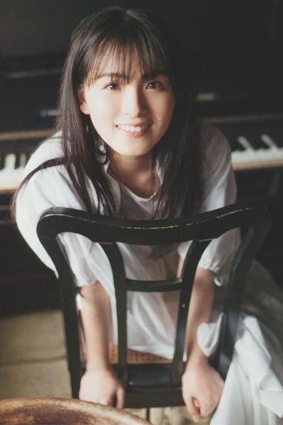 Yuki Yoda 与田祐希, Momoko Ozono 大園桃子, B.L.T. 2020.05 (ビー・エル・ティー 2020年5月号)
