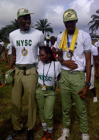 shortest female nysc corper