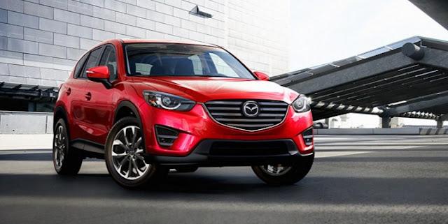 Mazda CX 5 Diesel MPG USA