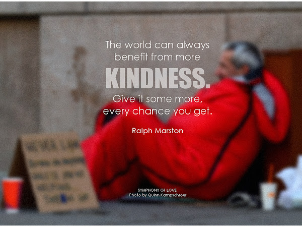 Random act of kindness: Saffron's story