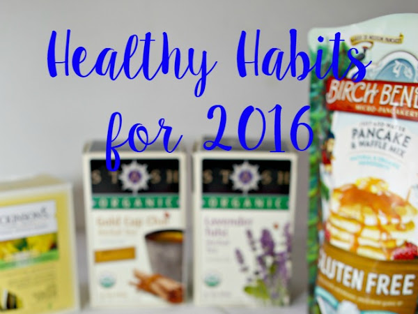 Starting 2016 with Healthy Habits