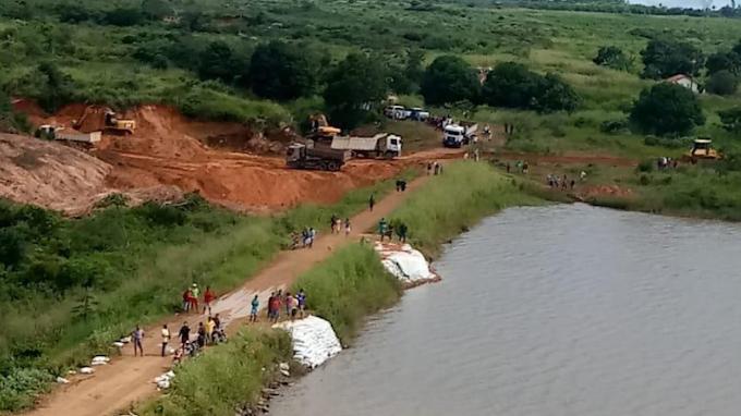 Ubajara-CE: Barragem do açude Granjeiro é embargada pela Agência Nacional das Águas