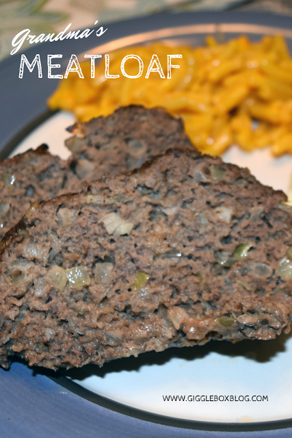 simple and inexpensive meatloaf recipe, meatloaf like Grandma used to make it, meatloaf recipe, simple and cheap recipe, Grandma's Meatloaf recipe,
