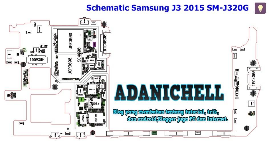 Schematic Samsung J3 2016 Sm