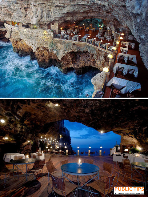 Most Wonderful Restaurants The World