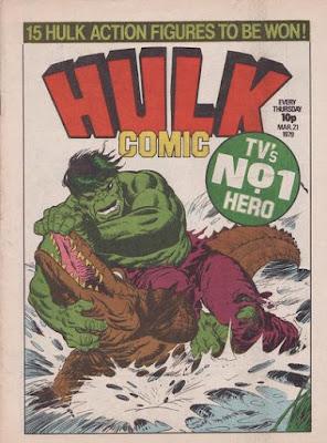 Hulk Comic #3