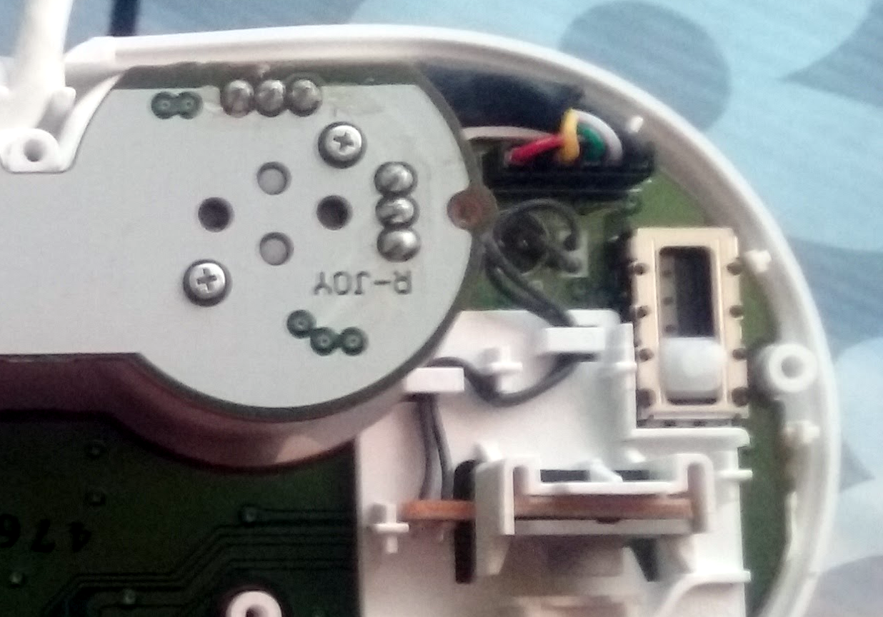 Havencking Teensy Usb Wii Classic Controller Input Adapter Wiring Diagram I Connected The To According Schematic Below White Wires Are Shown As Grey Cable Has Four Black