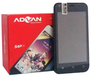 Cara Flash Advan S4P mudah via Research download