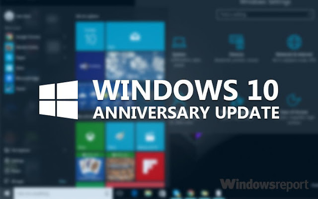 Windows 10 Version 1607 feature image