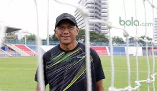 Rahmad Darmawan Klarifikasi Kicuan Sang Istri Soal Persib Bandung