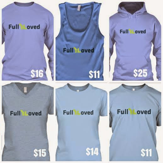 The Young Life Leader Blog: 'Fully Loved' YL Shirts For Sale