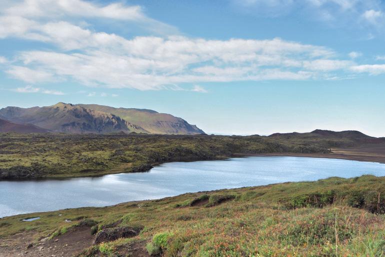 Road trip dans l'Ouest Islandais
