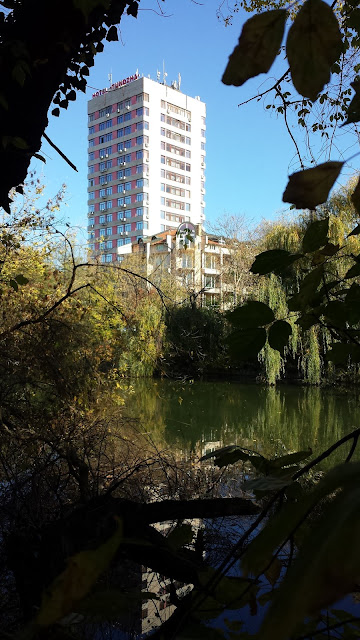 Hotel Tundzha, Tundzha River, Riverbank, Yambol,
