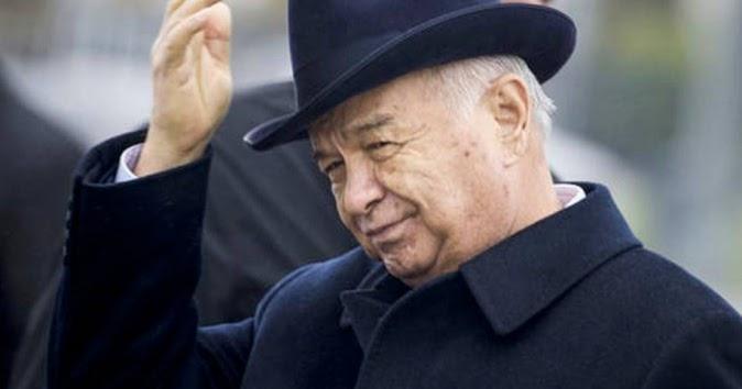 Il mistero sulla morte del presidente dell'Uzbekistan Islam Karimov