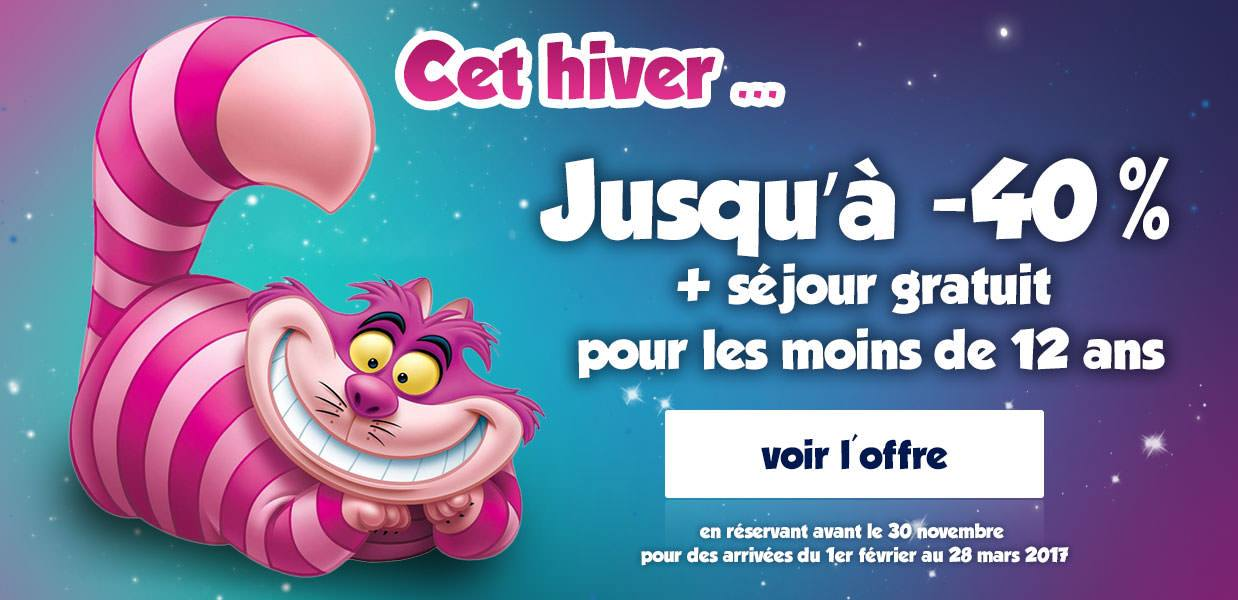 Disneyland Paris: offerta soggiorni
