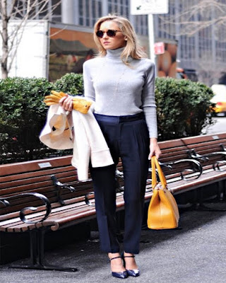 outfit winter trendy